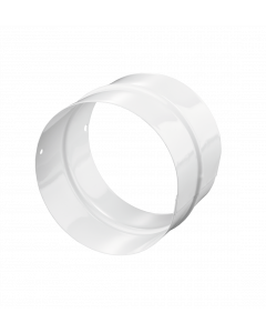 Plastic Duct Coupler
