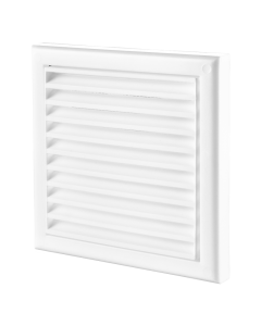 Plastic Fixed Blade Grille